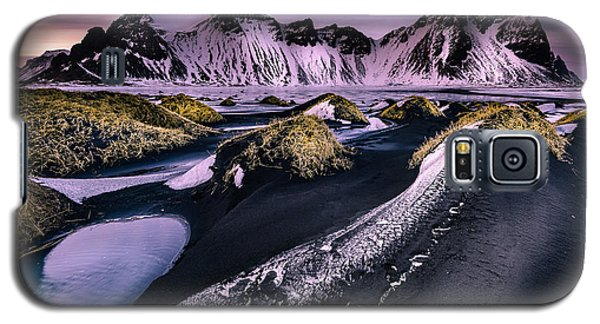 Vestrahorn, South Iceland Galaxy S5 Case