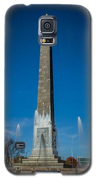 Veteran's Memorial Plaza Galaxy S5 Case