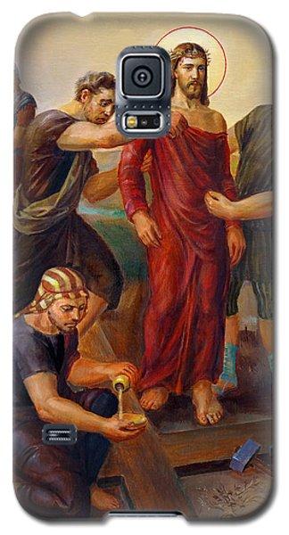 Via Dolorosa - Disrobing Of Christ - 10 Galaxy S5 Case by Svitozar Nenyuk