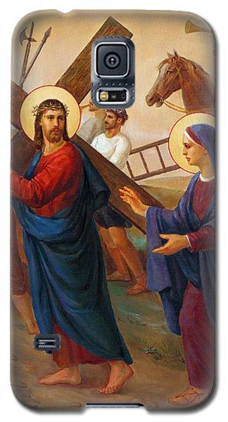 Via Dolorosa - The Way Of The Cross - 4 Galaxy S5 Case