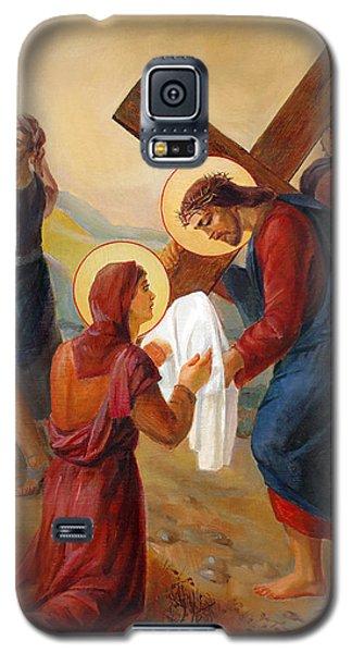 Via Dolorosa - Veil Of Saint Veronica - 6 Galaxy S5 Case