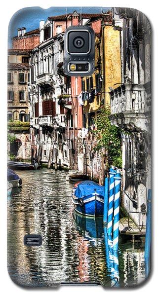 Viale Di Venezia Galaxy S5 Case by Tom Cameron