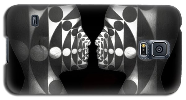 Galaxy S5 Case featuring the photograph Vibrating Forms by Jeff  Gettis