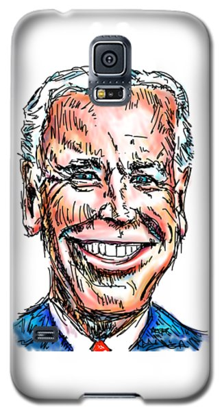 Vice President Joe Biden Galaxy S5 Case by Robert Yaeger