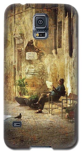 Vicolo Chiuso   Closed Alley Galaxy S5 Case