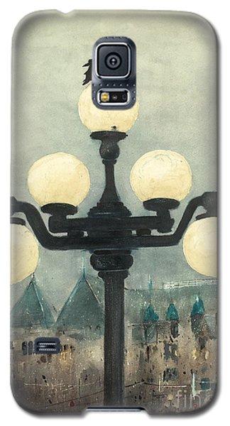 Victoria Evening Galaxy S5 Case