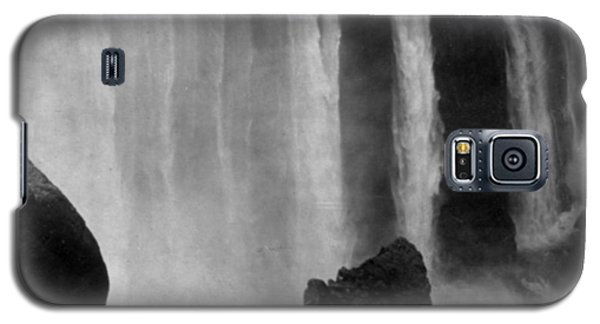 Victoria Falls - C 1911 Galaxy S5 Case
