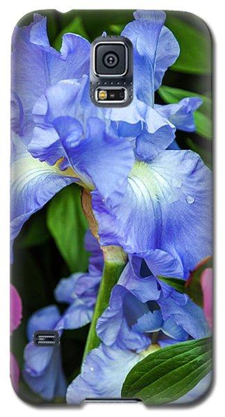 Victoria Falls Iris Galaxy S5 Case