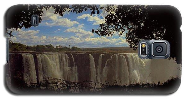 Victoria Falls, Zimbabwe Galaxy S5 Case