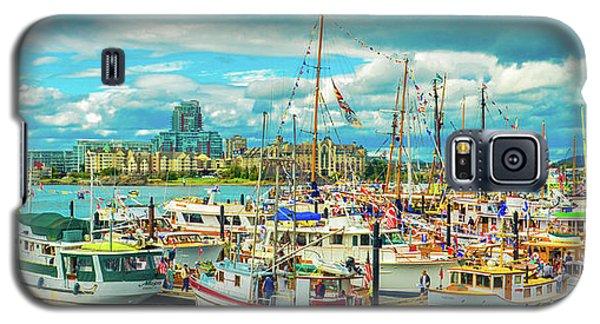 Victoria Harbor 2 Galaxy S5 Case