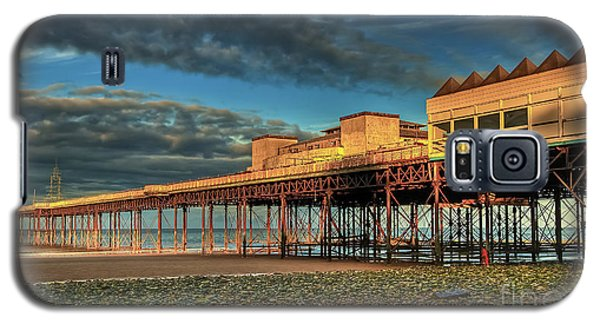 Galaxy S5 Case featuring the photograph Victoria Pier 1899 by Adrian Evans
