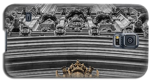 Victoria Tower Low Angle London Galaxy S5 Case