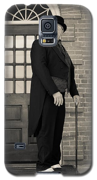 Victorian Dandy Galaxy S5 Case