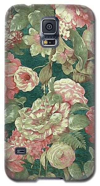 Victorian Garden Galaxy S5 Case