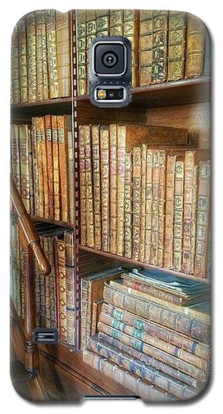 Victorian Library Galaxy S5 Case