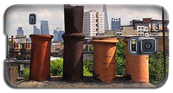 Victorian London Chimney Pots Galaxy S5 Case