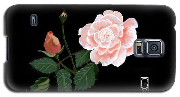 Victorian Rose Galaxy S5 Case