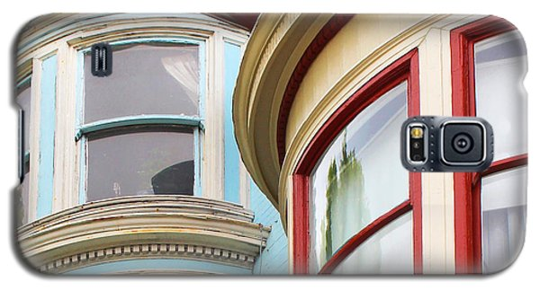 Victorian San Francisco Galaxy S5 Case