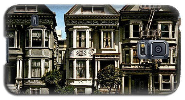 Victorian San Francisco Galaxy S5 Case by Ira Shander