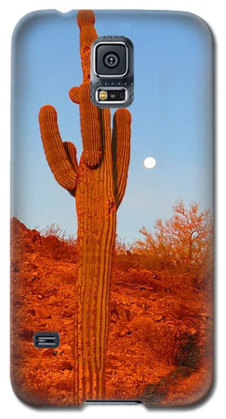 Victor's Harvest Moonset Galaxy S5 Case