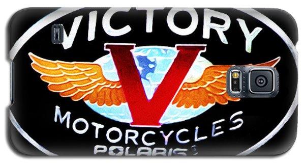 Victory Motorcycles Emblem Galaxy S5 Case