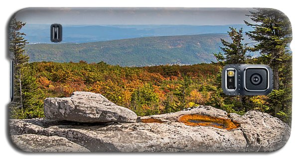 View From Bear Rocks 4173c Galaxy S5 Case