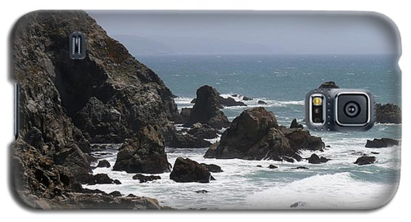 View From Bodega Head In Bodega Bay Ca - 4 Galaxy S5 Case