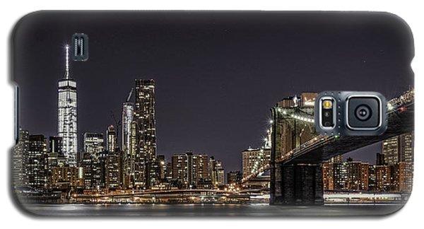 View From Brooklyn Bridge Park Galaxy S5 Case