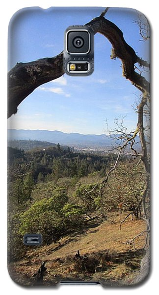 View From Cathedral Hills Galaxy S5 Case
