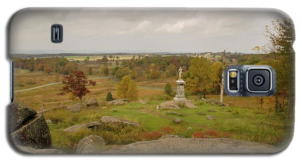 View From Little Round Top 2 Galaxy S5 Case