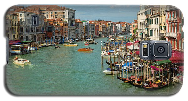 View From Rialto Bridge Galaxy S5 Case