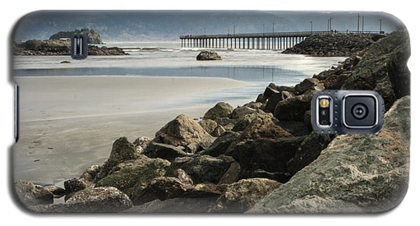 View From The Beach Galaxy S5 Case by Betty Depee