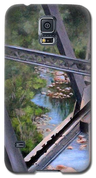 View From The Bridge--sedona, Az Galaxy S5 Case