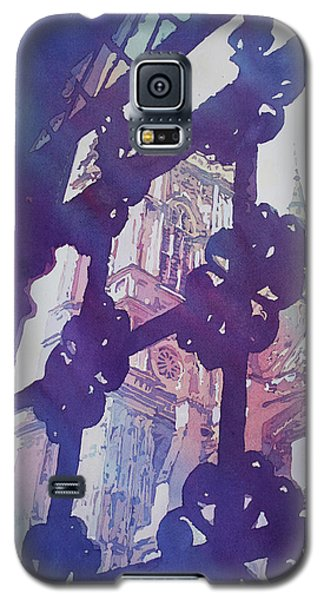View From The Cloister Galaxy S5 Case