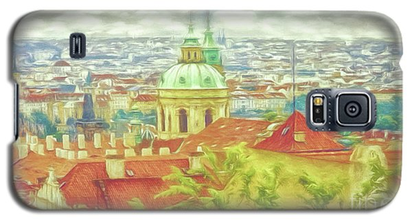 View From The High Ground - Prague  Galaxy S5 Case