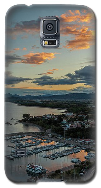 View From The Port Galaxy S5 Case