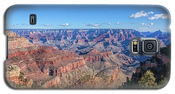 Galaxy S5 Case featuring the photograph View From The South Rim by John M Bailey