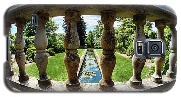 View From The Summer Garden Galaxy S5 Case by Mark Miller