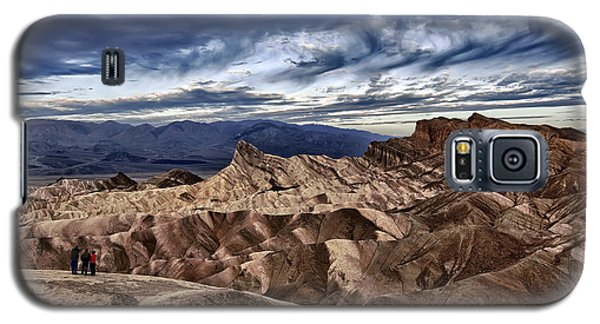 View From Zabriskie Point  Galaxy S5 Case