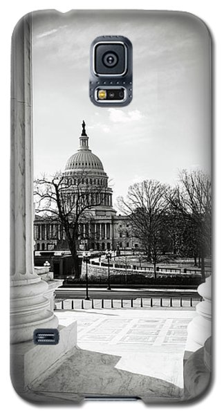 View Of Capitol Hill Through The Supreme Court Galaxy S5 Case