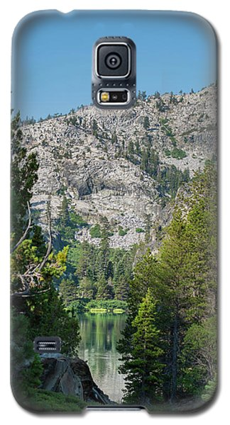 View Of Eagle Lake Galaxy S5 Case