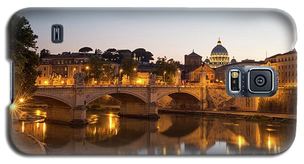 View Of Rome Galaxy S5 Case