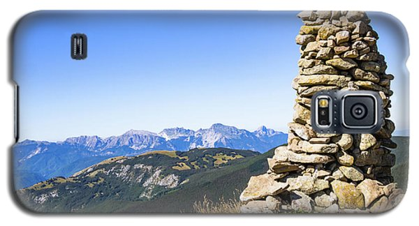 View Of The Apuan Alps Galaxy S5 Case