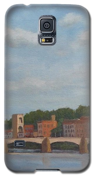 View Of The Arno 2 Galaxy S5 Case by Jennifer Boswell