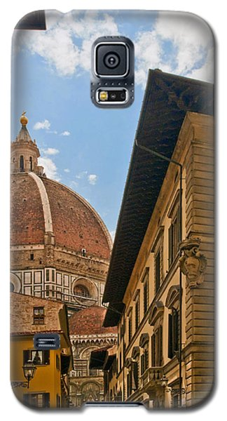 View Of The Duomo Galaxy S5 Case
