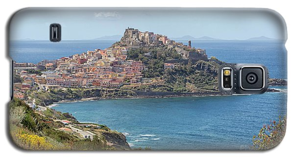 View On Castelsardo Galaxy S5 Case by Patricia Hofmeester
