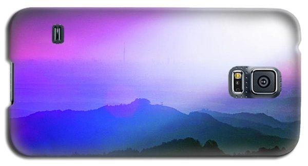 Galaxy S5 Case featuring the photograph View Point by Tatsuya Atarashi