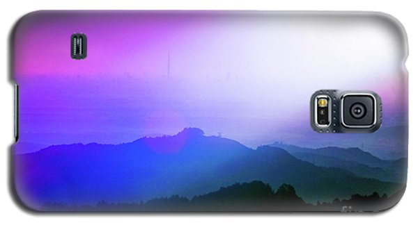 View Point Galaxy S5 Case by Tatsuya Atarashi