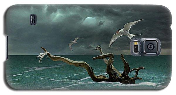 Vigil At Sea Galaxy S5 Case