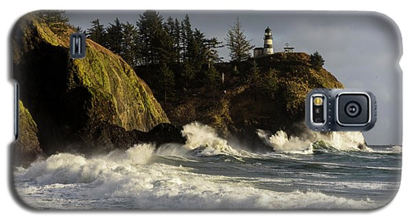 Vigorous Surf Galaxy S5 Case